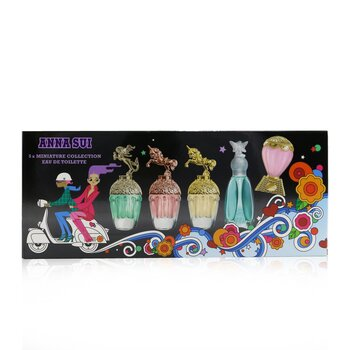 Miniature Coffret: Secret Wish 5ml + Sky 5ml +Fantasia 5ml  + Fantasia Mermaid 5ml + Fantasia Forever 5ml  5x5ml/0.17oz