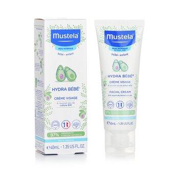 Hydra-Bebe Facial Cream With Organic Avocado - Normal Skin  40ml/1.35oz