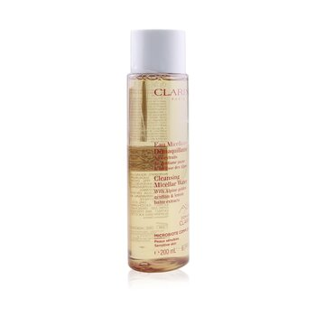 Cleansing Micellar Water with Alpine Golden Gentian & Lemon Balm Extracts - Sensitive Skin  200ml/6.7oz