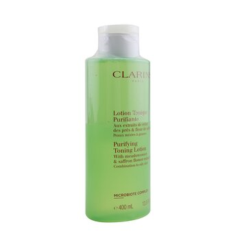 Purifying Toning Lotion with Meadowsweet & Saffron Flower Extracts - Combination to Oily Skin  400ml/13.5oz