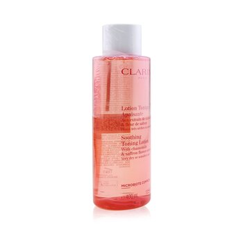 Soothing Toning Lotion with Chamomile & Saffron Flower Extracts - Very Dry or Sensitive Skin  400ml/13.5oz