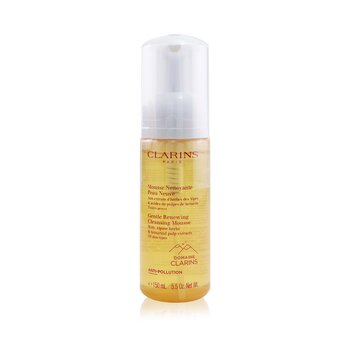 Gentle Renewing Cleansing Mousse with Alpine Herbs & Tamarind Pulp Extracts  150ml/5.5oz