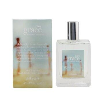 Pure Grace Summer Moments Eau De Toilette Spray (Limited Edition)  60ml/2oz
