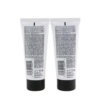 Lab Series Multi-Action Face Wash Duo Set 2x100ml/3.4oz