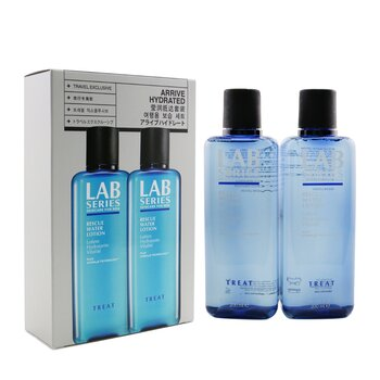Lab Series Rescue Water Lotion Duo Set  2x200ml/6.7oz