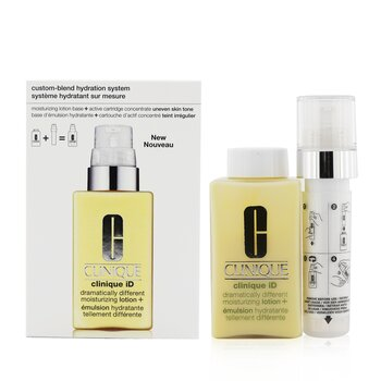 Clinique iD Dramatically Different Moisturizing Lotion+ + Active Cartridge Concentrate For Uneven Skin Tone (White)  125ml/4.2oz