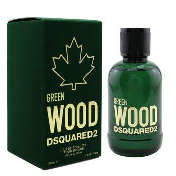 Green Wood Eau De Toilette Spray  100ml/3.4oz