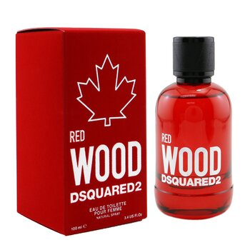 Red Wood Eau De Toilette Spray  100ml/3.4oz
