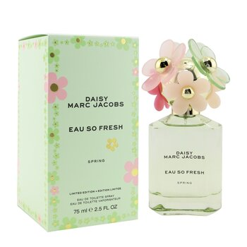 Daisy Eau So Fresh Spring Eau De Toilette Spray  75ml/2.5oz
