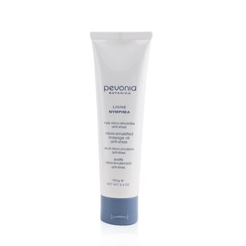 Ligne Nymphea Micro-Emulsified Massage Oil Anti-Stress (For Body)  100g/3.4oz