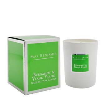 Candle - Bergamot & Ylang Ylang  190g/6.5oz