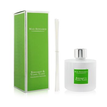 Diffuser - Bergamot & Ylang Ylang  150ml/4.95oz
