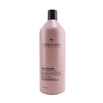 Pure Volume Conditioner (For Flat, Fine, Color-Treated Hair)  1000ml/33.8oz