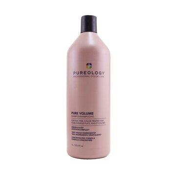 Pure Volume Shampoo (For Flat, Fine, Color-Treated Hair)  1000ml/33.8oz