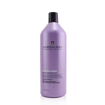 Hydrate Sheer Conditioner (For Fine, Dry, Color-Treated Hair)  1000ml/33.8oz