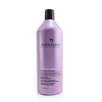 Hydrate Sheer Shampoo (For Fine, Dry, Color-Treated Hair)  1000ml/33.8oz