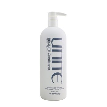 RE:UNITE Conditioner - For Damaged Hair (Salon Product)  1000ml/33.8oz
