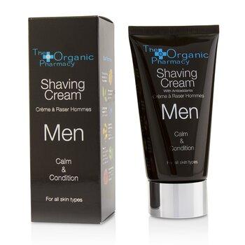 Men Shaving Cream - Calm & Condition (Exp. Date: 11/2021)  75ml/2.5oz