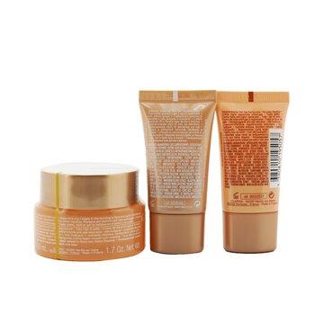 Extra-Firming Collection: Day Cream 50ml + Night Cream 15ml + Neck & Decollete Care 15ml  3pcs