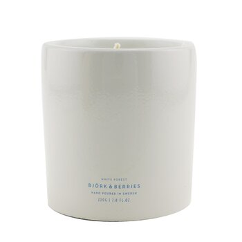 Scented Candle - White Forest  220g/7.8oz