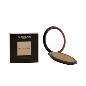 Terracotta The Bronzing Powder (Derived Pigments & Luminescent  Shimmers)  10g/0.3oz