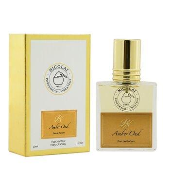 Amber Oud Eau De Parfum Spray  30ml/1oz