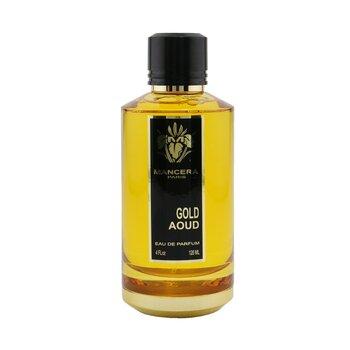 Gold Aoud Eau De Parfum Spray  120ml/4oz