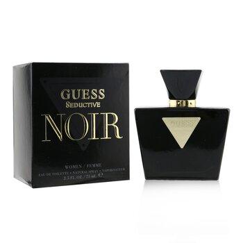 Guess Seductive Noir Eau De Toilette Spray  75ml/2.5oz