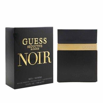 Seductive Noir Eau De Toilette Spray  100ml/3.4oz