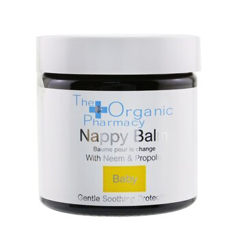 Nappy Balm - With Neem & Propolis (Gentle Soothing Protection)  60g/2oz