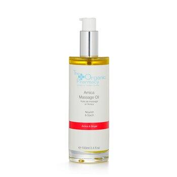Arnica Massage Oil  100ml/3.4oz