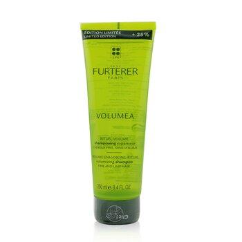 Volumea Volume Enhancing Ritual Volumizing Shampoo - For Fine and Limp Hair (Limited Edition)  250ml/8.4oz