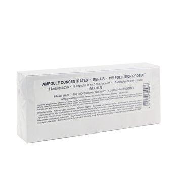 Ampoule Concentrates Repair Pollution Protect (Salon Size)  24x2ml/0.06oz