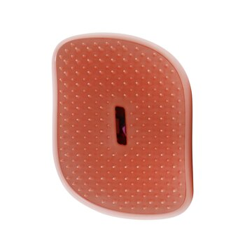 Compact Styler On-The-Go Detangling Hair Brush - # Cerise Pink Ombre (Box Slightly Damaged)  1pc