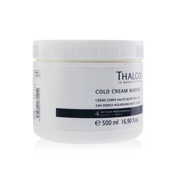 Cold Cream Marine 24H Deeply Nourishing Body Cream (Salon Size)  500ml/16.9oz
