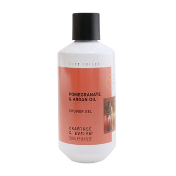 Cult Collection Pomegranate & Argan Oil Shower Gel  250ml/8.4oz