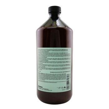 Natural Tech Detoxifying Scrub Shampoo - For Atonic Scalp (Packaging Slightly Damaged)  1000ml/33.8oz