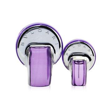 Omnia Amethyste Coffret: Eau De Toilette Spray 65ml/2.2oz + Eau De Toilette Spray 15ml/0.5oz  2pcs