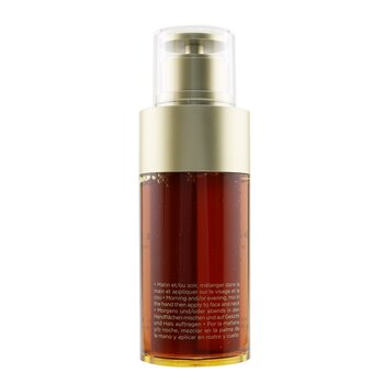 Double Serum (Hydric + Lipidic System) Complete Age Control Concentrate (Deluxe Edition)  75ml/2.5oz