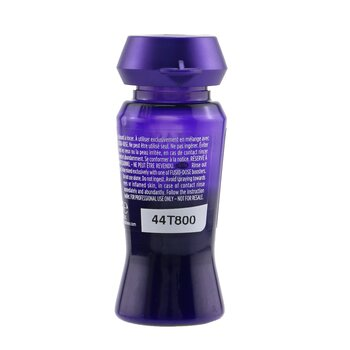 Fusio-Dose Concentrado H.A Ultra-Violeta (Para Cabello Aclarado, Rubio Fresco Iluminante)  10x12ml/0.4oz