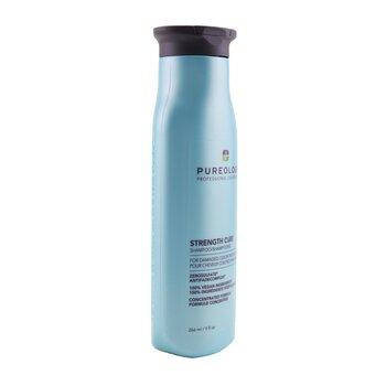 Strength Cure Shampoo (For Damaged, Color-Treated Hair)  266ml/9oz