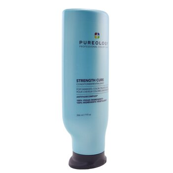Strength Cure Condition (For Damaged, Color-Treated Hair)  266ml/9oz