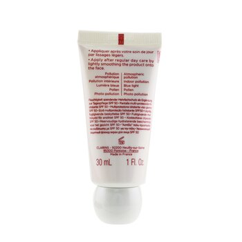 UV Plus [5P] Anti-Pollution Multi-Protection Moisturizing Screen SPF 50 - Rose  30ml/1oz