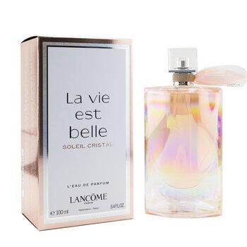 La Vie Est Belle Soleil Cristal Eau De Parfum Spray  100ml/3.4oz