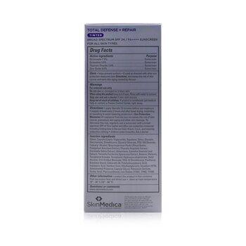 Total Defense + Repair SPF 34 - Tinted 95497 (Exp. Date: 12/2021)  65g/2.3oz
