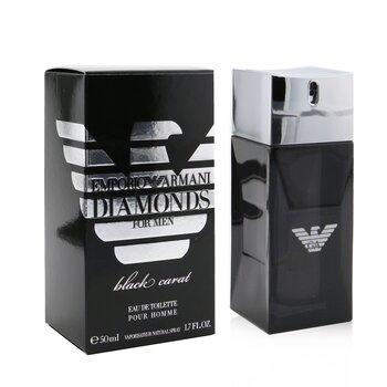 Diamonds Black Carat Eau De Toilette Spray  50ml/1.7oz