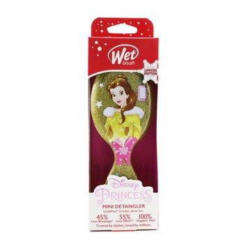 Mini Detangler Disney Princess - # Glitter Ball - Belle (Limited Edition)  1pc