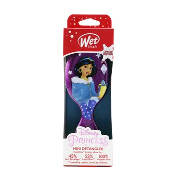 Mini Detangler Disney Princess - # Glitter Ball - Jasmine (Limited Edition)  1pc