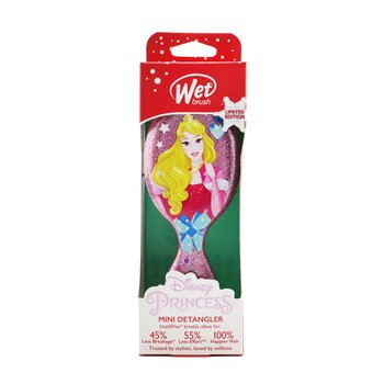Mini Detangler Disney Princess - # Glitter Ball - Aurora (Limited Edition)  1pc