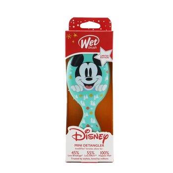 Mini Detangler Disney Classics - # Love And Joy Teal (Limited Edition)  1pc